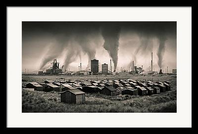 Redcar Framed Prints