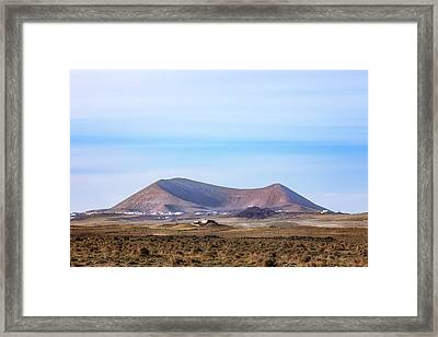 Teguise - Lanzarote Framed Print by Joana Kruse