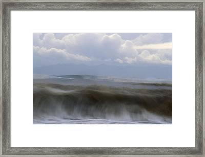 Tempest Framed Print by Soli Deo Gloria Wilderness And Wildlife Photography