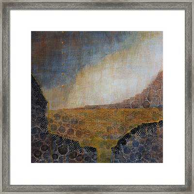 Tempestuous Framed Print by Patricia Pasbrig