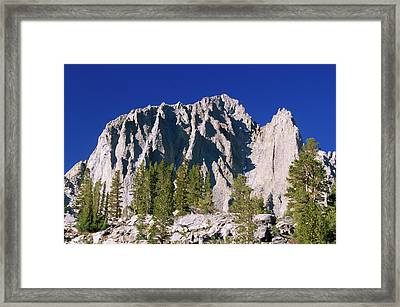 Temple Crag Framed Print by Soli Deo Gloria Wilderness And Wildlife Photography