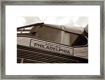 Temple Of Doom Trimotor Framed Print by David Lee Thompson
