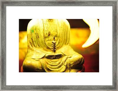 Temples Framed Print by Amanda St Germain