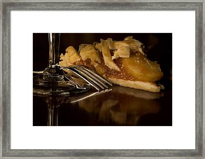 Temptation II Framed Print