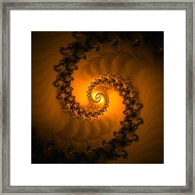 Temptation Framed Print by Sharon Lisa Clarke