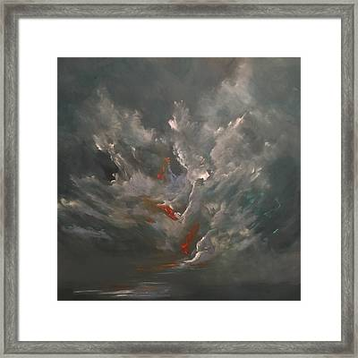 Tenebrious Framed Print