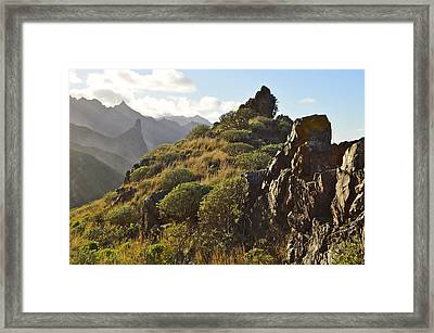 Tenerife Canary Islands Framed Print by Marek Stepan