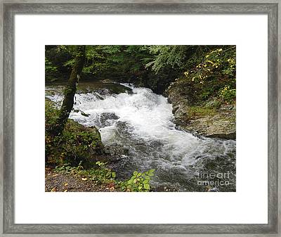 Tennessee River Framed Print