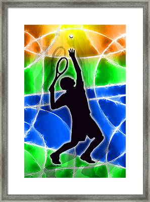 Tennis Framed Print
