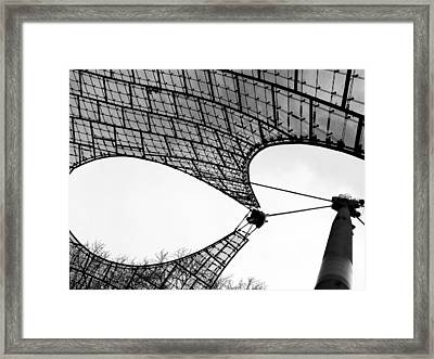 Tensile Strength - 2 Of 3 Framed Print by Alan Todd