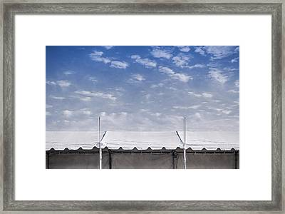 Tent Framed Print by Scott Norris