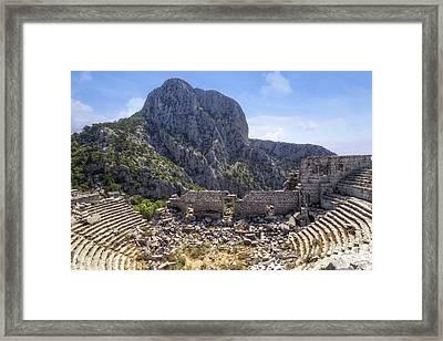 Termessos - Antalya Framed Print by Joana Kruse
