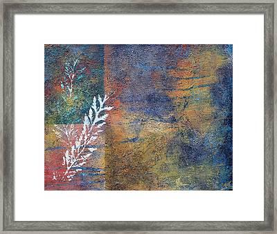 Terra Firma Framed Print