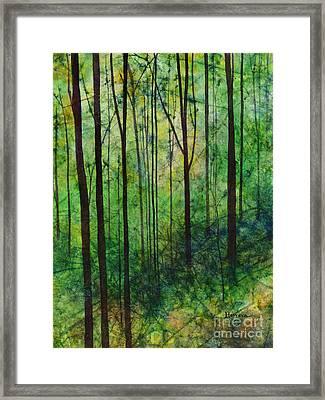 Terra Verde Framed Print by Hailey E Herrera