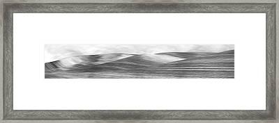 Terrain II Framed Print by Jon Glaser