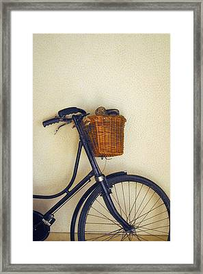 Terry Waite Was Here Framed Print by Jez C Self