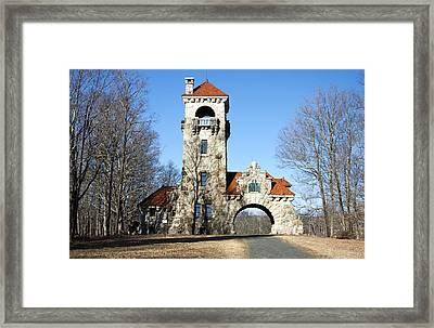 Testimonial Gateway Tower #1 Framed Print
