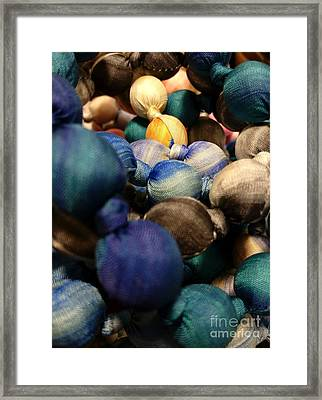 Tetcoration  Framed Print