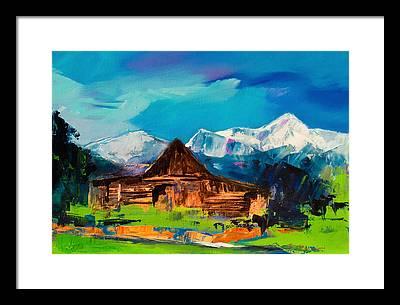 Mormon Framed Prints