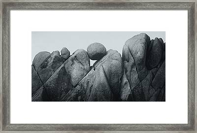 Tetris Framed Print by Joseph Smith