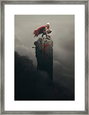 Tetsuo Shima Framed Print by Guillem H Pongiluppi