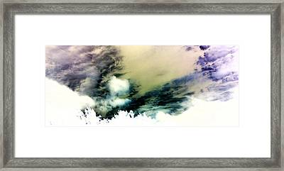 Texas Afternoon Framed Print