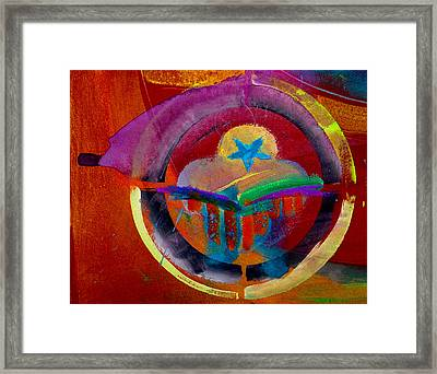 Texicana Framed Print by Charles Stuart