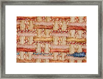 Texture 662 Framed Print
