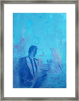 Blake Carrington Framed Print by Pamela Rys