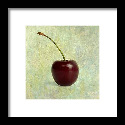 Cherries Framed Prints