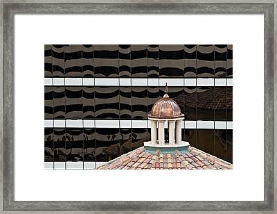 Textures Framed Print by Daniel Ryan