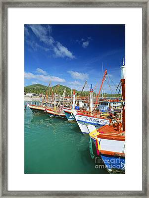 Thailand, Koh Phangan Framed Print by William Waterfall - Printscapes