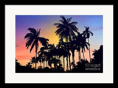 Phuket Framed Prints
