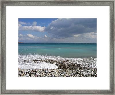 Thalassa  Framed Print by Clay Cofer