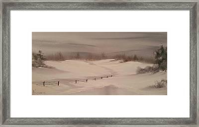 Thanksgiving Morning Framed Print by John Koehler