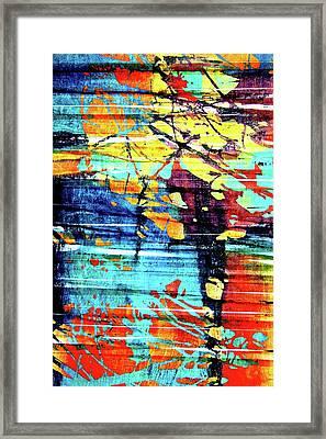 That Beauty You Possess Framed Print