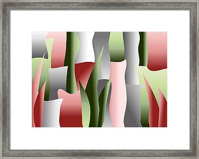 That Crimson Glow Framed Print by Tara Hutton