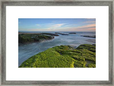 That Moment Framed Print by Catherine Lau