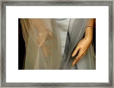 That One There Framed Print by Jez C Self