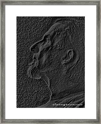 That Upon Which We Focus Framed Print