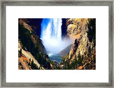 #thatlongjourneyintoyourself Framed Print by Becky Furgason