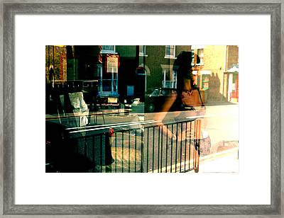 Thats Better Framed Print by Jez C Self