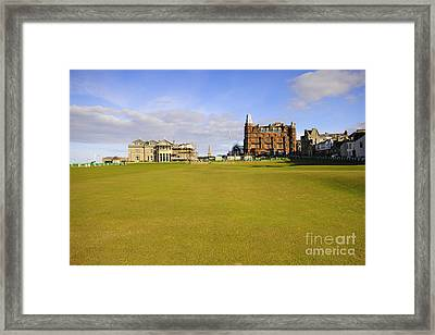 The 18th Framed Print by Nichola Denny