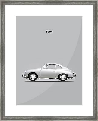 The 356 1958 Framed Print