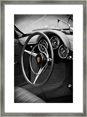 The 356 Roadster Framed Print