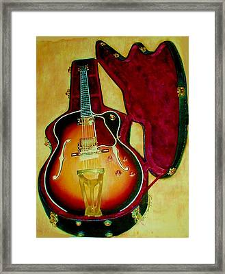 The 400cesax Framed Print by G Cuffia