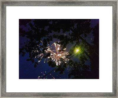 The 4th Of July 2017 In Washington D C Framed Print
