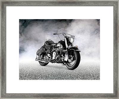 The 53 Chief Framed Print by Mark Rogan