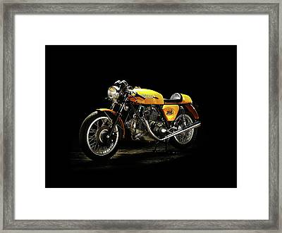 The 750 Sport Framed Print