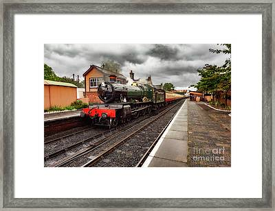 The 7812 Loco Framed Print